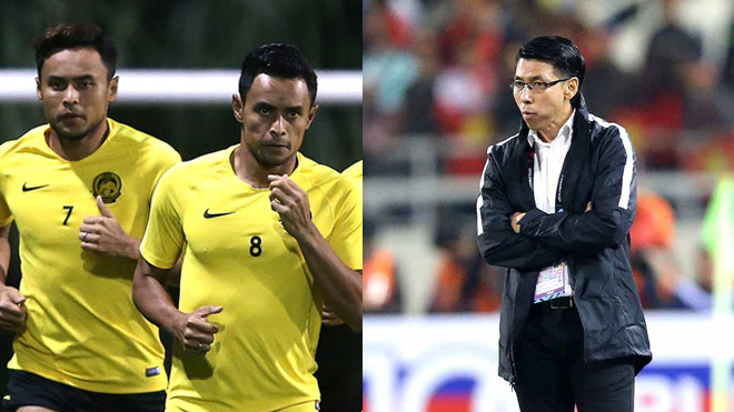 """Cầu thủ Malaysia: """"Thật khó để nuốt trôi thất bại này, chúng tôi xứng đáng hơn với một chiến thắng"""""""
