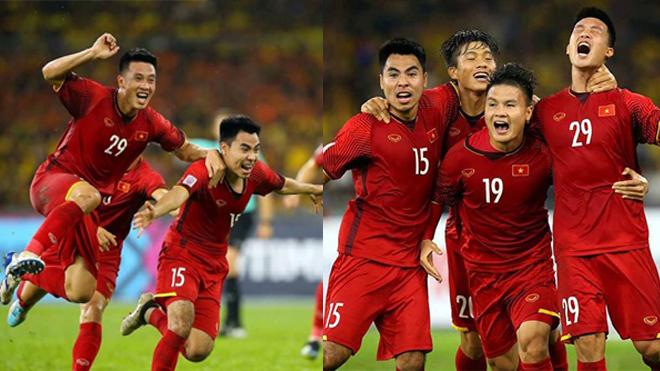 3 kịch bản đưa ĐT Việt Nam đến ngôi vương AFF Cup 2018: Chiến thắng và đêm đăng quang trọn vẹn