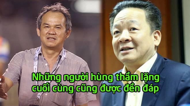 Thủ tướng mời đích danh bầu Hiển, bầu Đức dự buổi gặp gỡ ĐT Việt Nam, những người có công cuối cùng cũng được đền đáp
