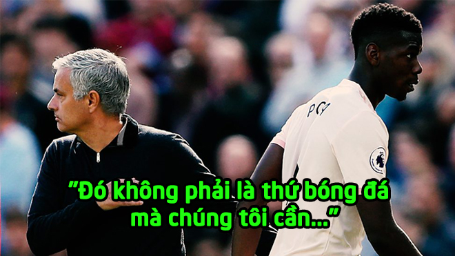 Sau những màn trình diễn xuất sắc, Pogba chính thức tuyên bố không hài lòng 1 điều về Mourinho