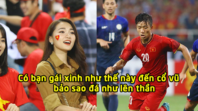 Đã tìm ra lý do Văn Đức thi đấu như lên đồng trong trận gặp Philippines: Bạn gái xinh như này bảo sao…