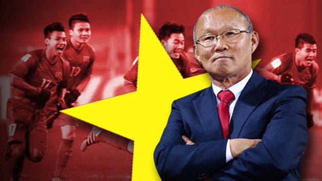 Sau nhiều kỳ tích cùng ĐT Việt Nam, thầy Park nhận được danh hiệu vô cùng quý giá từ quê nhà