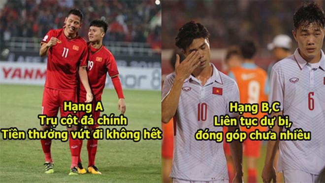 Tiết lộ cách chia thưởng của ĐT Việt Nam sau khi vô địch AFF Cup: Hơi buồn cho nhóm dự bị