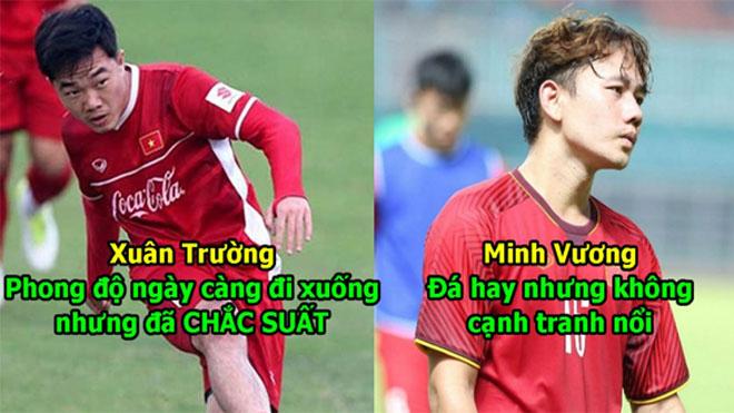 Điểm mặt những cầu thủ đã chắc suất tham dự Asian Cup: Liệu có thêm 1 lần đau cho Minh Vương?