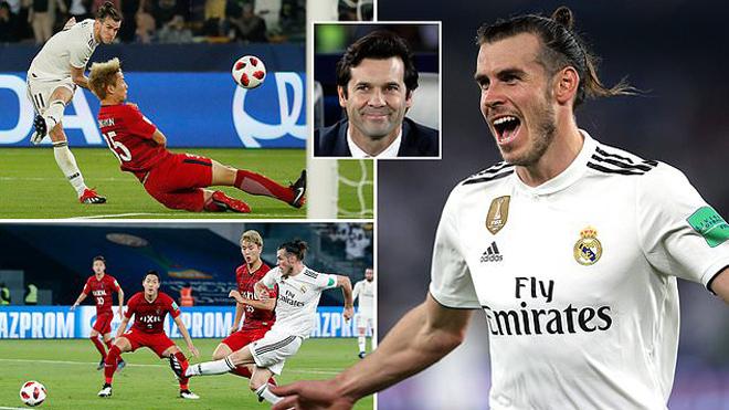 Lập hat trick siêu phẩm, Bale 'gánh' Real tiến vào chung kết FIFA Club World Cup