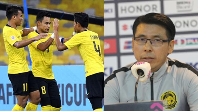 """HLV Malaysia: """"Chúng tôi chả việc gì phải sợ Việt Nam cả, Malaysia sẽ chơi tấn công sòng phẳng"""""""