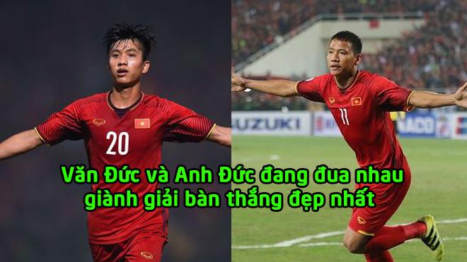 Top những Bàn thắng đẹp nhất AFF Cup 2018: Quá tự hào khi Việt Nam chiếm lĩnh 2 vị trí đầu tiên