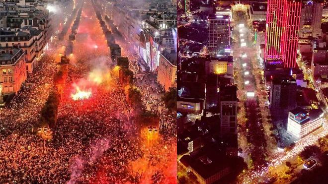 """CĐV Hàn Quốc trầm trồ: """"Tôi cứ ngỡ đang xem World Cup 2002 ở nước mình"""""""