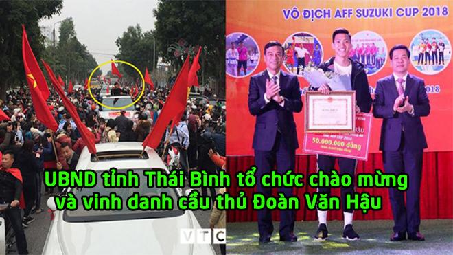 Cận cảnh dàn siêu xe hộ tống em út Văn Hậu về Thái Bình vinh quy bái tổ khiến mọi ngả đường tắc nghẽn như ở Thủ đô