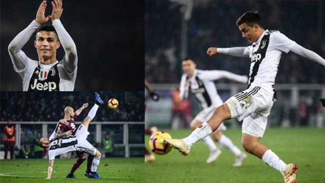 Chấm điểm Juventus trận Torino: Ronaldo xuất sắc, nhưng vẫn chưa phải là nhất