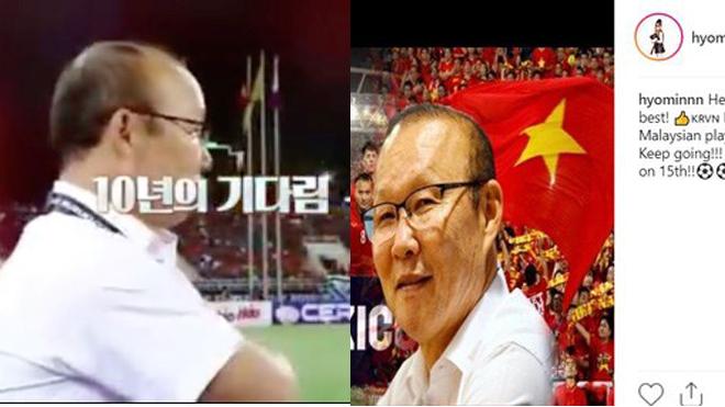 Đài SBS Hàn Quốc tung trailer trận chung kết AFF, hơn cả phim bom tấn