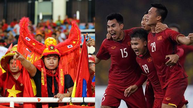Quên fan Malaysia đi, thống kê chỉ ra CĐV Việt Nam mới cuồng nhiệt nhất AFF Cup 2018