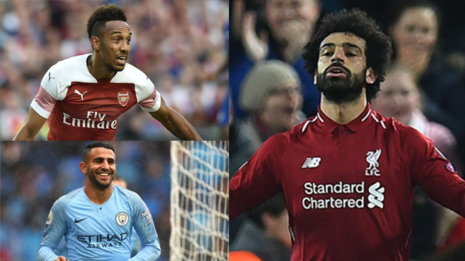 """BBC Sport CHÍNH THỨC công bố """"Danh hiệu Cầu thủ xuất sắc nhất châu Phi 2018"""": Tả xung hữu đột giúp Arsenal thăng hoa, Aubameyang vẫn phải ngậm ngùi xếp sau 1 cái tên"""
