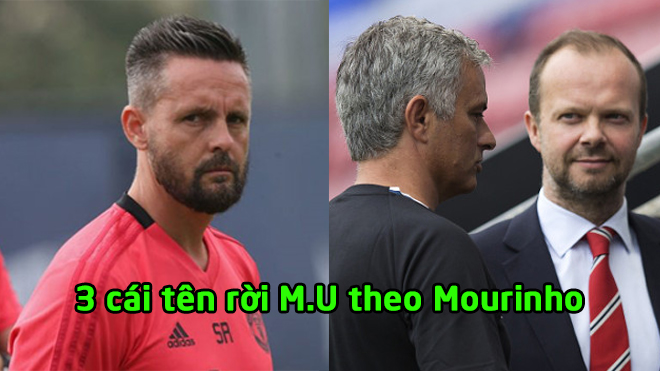 """Nối gót theo Mourinho, 3 cái tên này cũng """"khăn gói"""" rời Man Utd khiến fans tiếc nuối"""