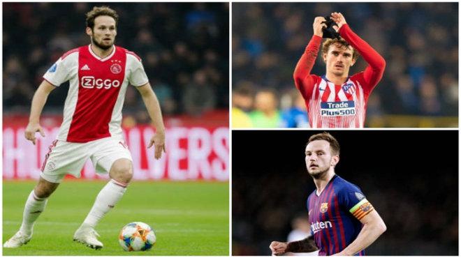 Top 10 ông Vua cày ải tại Champions League 2018/19: Người Barca chiếm gần 1 nửa