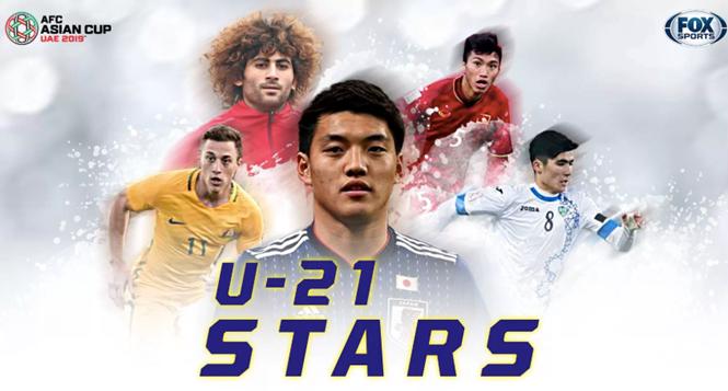 Top 5 sao trẻ đáng kỳ vọng tại Asian Cup 2019: Cậu út của ĐTVN góp mặt