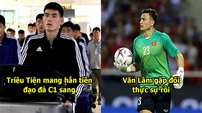 Dàn sao Triều Tiên vừa có mặt ở Hà Nội, tiền đạo từng đá Cúp C1 háo hức đọ sức ĐT Việt Nam