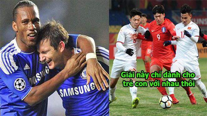 """Huyền thoại Chelsea: """"ASIAN Cup là giải đấu vớ vẩn dành cho trẻ con. Quan tâm làm gì!"""""""