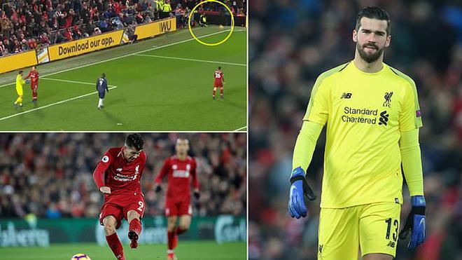 Shaqiri tỏa sáng rực rỡ, Liverpool nhấn chìm Man United tại Anfield