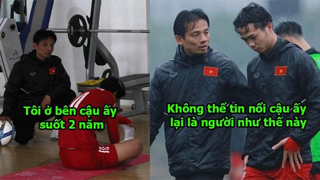 Bác sỹ ĐT Việt Nam tiết lộ sự thật về con người Công Phượng, tất cả chúng ta đã hiểu sai về em rồi