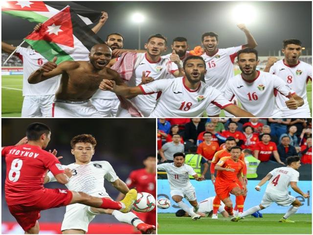 Điểm mặt 3 anh hào chắc chắn có vé vào vòng 1/8 Asian Cup 2019: Họ là những ai?