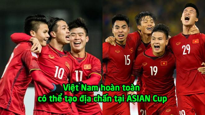 """Tờ Fox Sports châu Á: """"ĐT Việt Nam sẽ tạo """"địa chấn"""" Asian Cup, Iraq dễ là nạn nhân"""""""