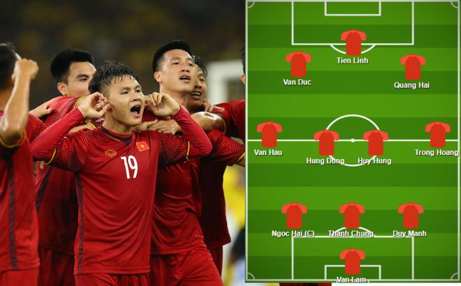 Báo châu Á CHÍNH THỨC chọn đội hình tối ưu cho ĐTVN tại ASIAN Cup: HAGL vắng bóng hoàn toàn