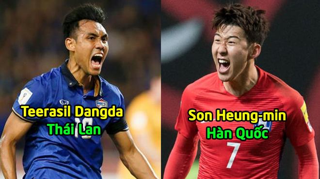 Điểm mặt 6 tiền đạo nổi bật nhất tại Asian Cup 2019: Không ai có thể vượt mặt Ronaldo Hàn