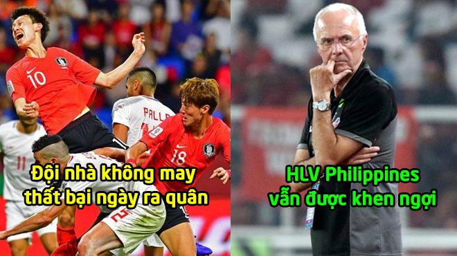 Không những không chỉ trích HLV sau thất bại như Thái Lan, Báo Philippines còn khen ngợi Goran Eriksson như người hùng thế này đây
