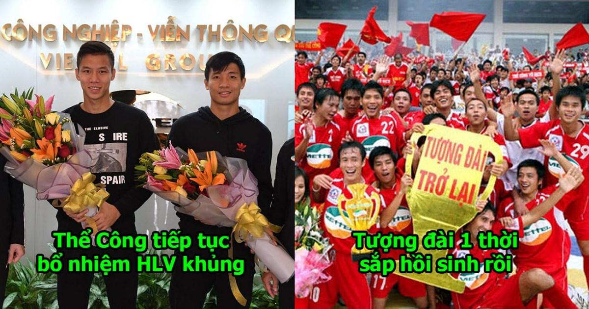 Vừa tậu xong 2 siêu sao ĐTVN, Thể Công tiếp tục đưa đồng hương thầy Park về dẫn dắt, không vô địch hơi phí