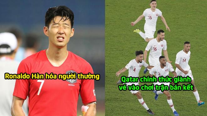 Ngòi nổ Son Heung-min bị bắt chặt, Hàn Quốc nhận thất bại cay đắng, ngâm ngùi chia tay Asian Cup 2019