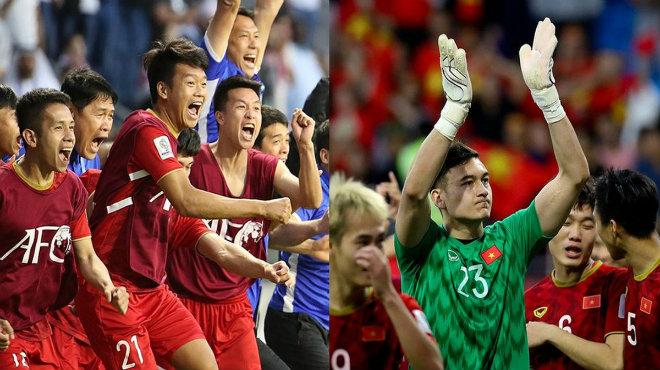 CHO.ÁNG: AFC xướng tên 8 đội bóng xuất sắc nhất, chỉ Việt Nam nhận được cơn mưa lời chúc từ bạn bè khắp châu Á
