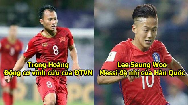 Đội hình tiêu biểu vòng 1/8 Asian Cup 2019: 2 siêu sao Việt Nam rực sáng, lu mờ cả Ronaldo Hàn