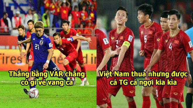 """CĐV Nhật Bản: """"Thắng như vậy mà cũng gọi là thắng à, Việt Nam rõ ràng chơi hay hơn hẳn"""""""