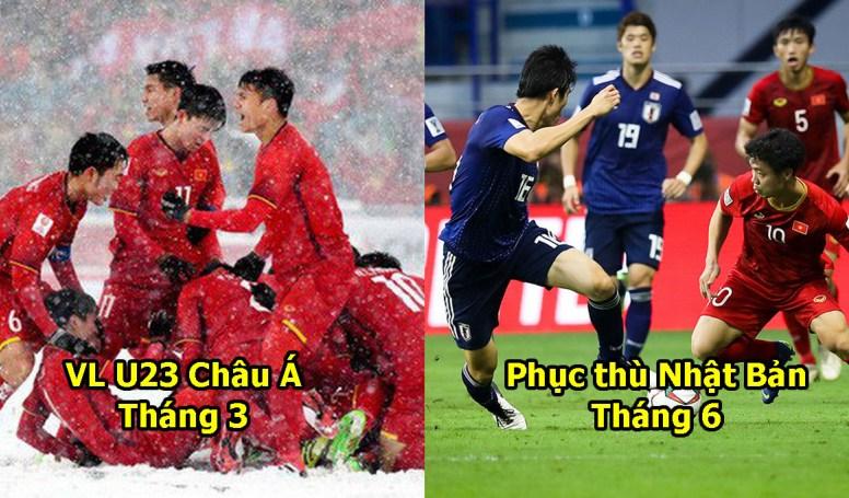 Lịch thi đấu của các ĐTVN năm 2019: Bỏ Asian Cup lại phía sau, bắt đầu hành trình chinh phục World Cup