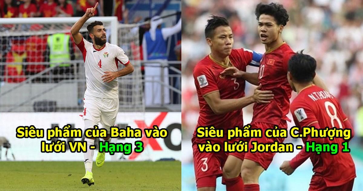 CHÍNH THỨC: Lộ diện giải bàn thắng đẹp nhất vòng 1/8 Asian Cup, tất cả cúi đầu trước siêu phẩm của tiền đạo VN