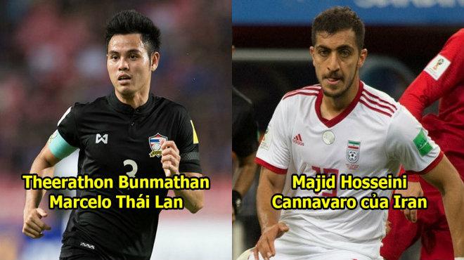 Báo Mỹ đích thân chỉ ra 6 hậu vệ đáng xem nhất Asian Cup 2019: Tất cả ngả mũ trước Ramos Việt Nam