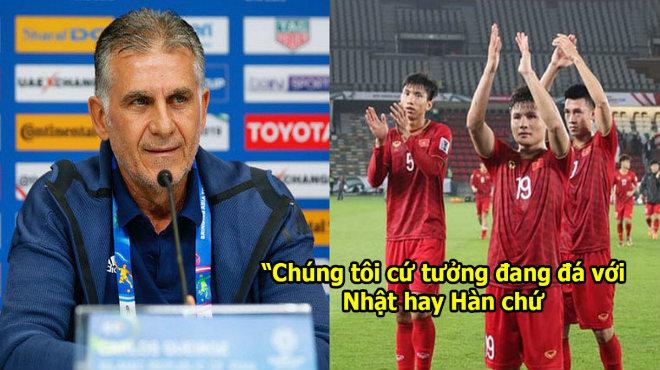 """Cầu thủ Iran: """"Việt Nam đã đạt tới trình độ Nhật Bản, Hàn Quốc rồi"""""""