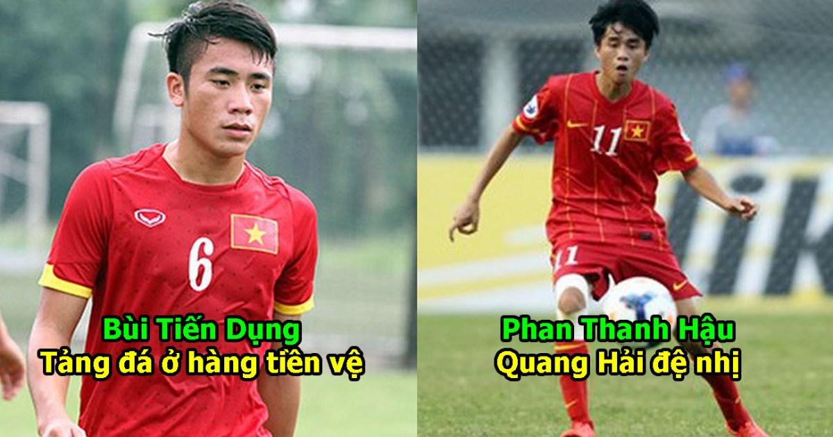 5 tài năng trẻ đáng xem nhất lứa U22 Việt Nam: Người cuối cùng từng lọt Top 40 thế giới