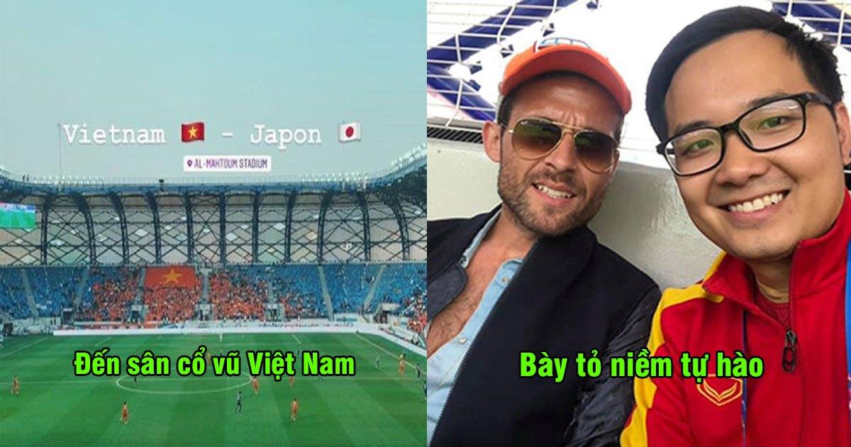 """Yohan Cabaye: """"Đá với Nhật Bản mà các cầu thủ chơi hay như vậy, tôi tự hào về ĐT Việt Nam"""""""