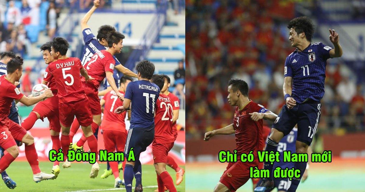 """Báo Thái Lan: """"Việt Nam là đội Đông Nam Á duy nhất không biết sợ hãi trước Nhật Bản"""""""
