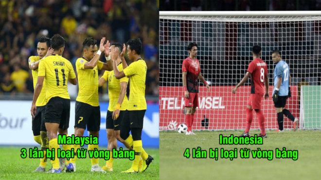 Nhìn lại thành tích của Đông Nam Á tại các kỳ Asian Cup: Không có đội nào xuất sắc như Việt Nam