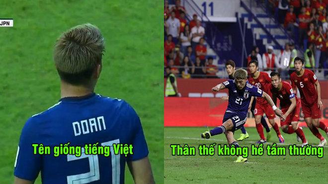 Hé lộ thân thế của cầu thủ Nhật Bản có cái tên giống Việt Nam sút tung lưới Văn Lâm trên chấm Penalty