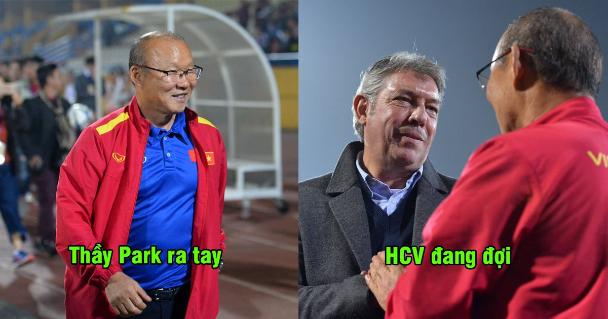 CHÍNH THỨC: Vị HLV huyền thoại này sẽ dẫn U22 Việt Nam tham dự Sea Games 2019
