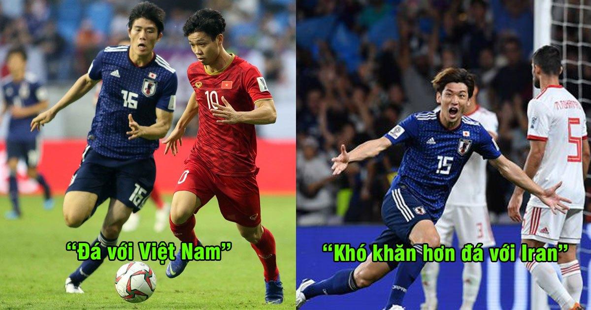 """Cựu tuyển thủ Nhật Bản: """"Có một lý do đặc biệt khiến chúng tôi đá với Iran dễ hơn đá với Việt Nam"""""""