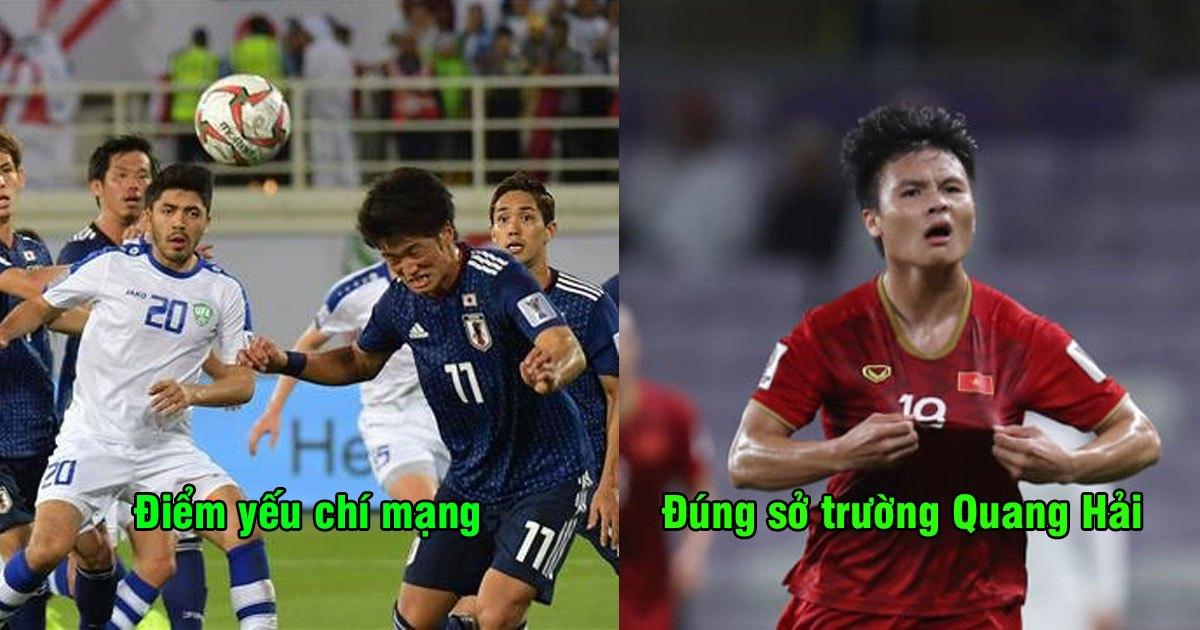 Nhật Bản lộ 2 điểm yếu lớn ở Asian Cup 2019, cơ hội cho Việt Nam làm nên kỳ tích đây rồi