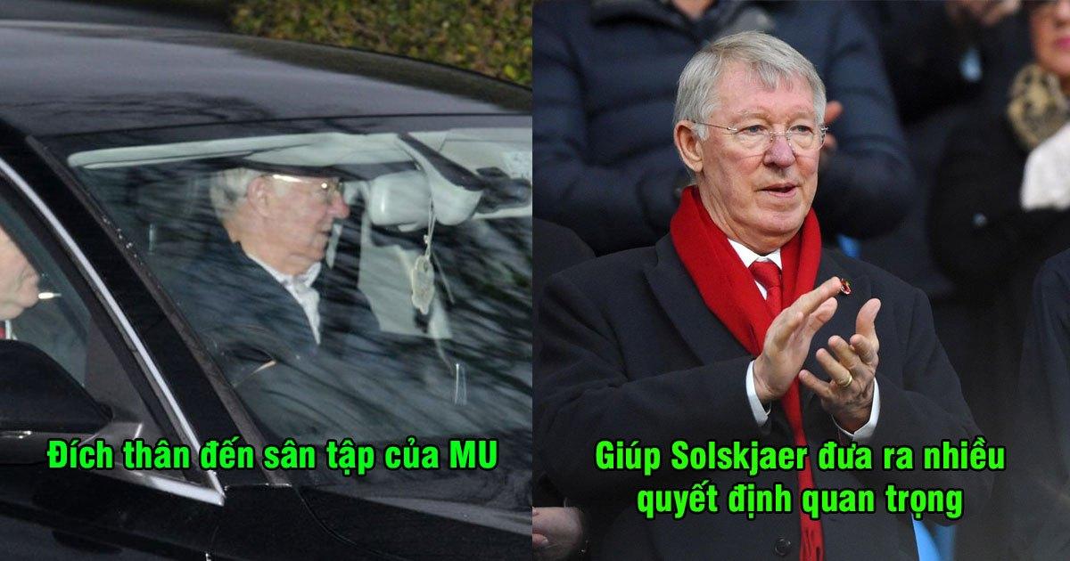 Không hẳn tất cả là do HLV Solskjaer, chính Sir Alex là người đứng sau cuộc hồi sinh ngoạn mục của Man United