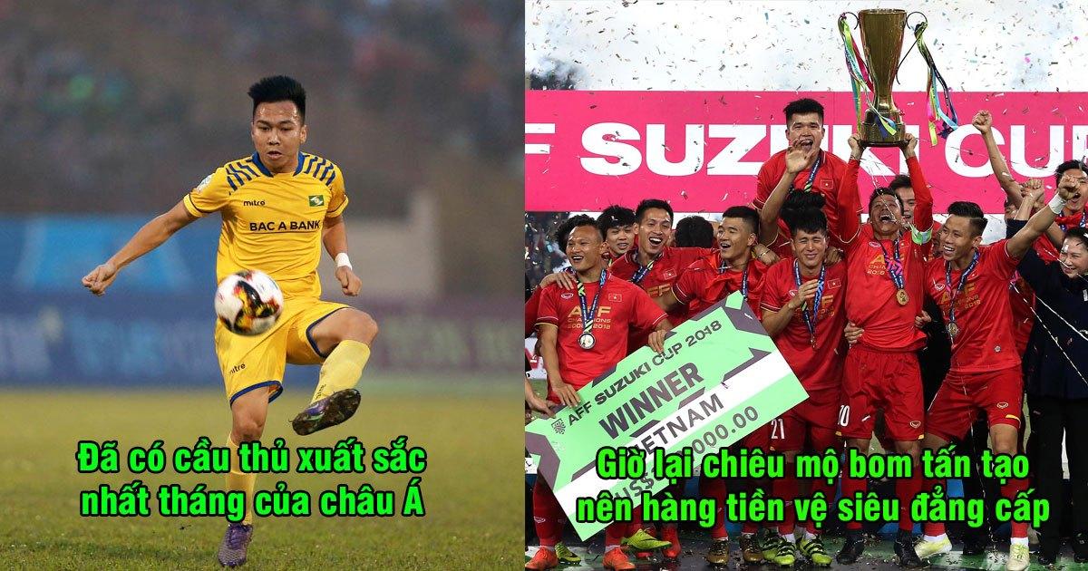 Vừa chia tay Quế Ngọc Hải, SLNA đã chiêu mộ trụ cột ĐT Việt Nam tạo nên hàng tiền vệ vô cùng đẳng cấp
