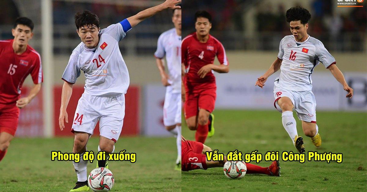 Tạp chí nổi tiếng xếp hạng 3 cầu thủ đắt giá nhất Việt Nam ở Asian Cup: Xuân Trường vẫn ở vị trí rất cao