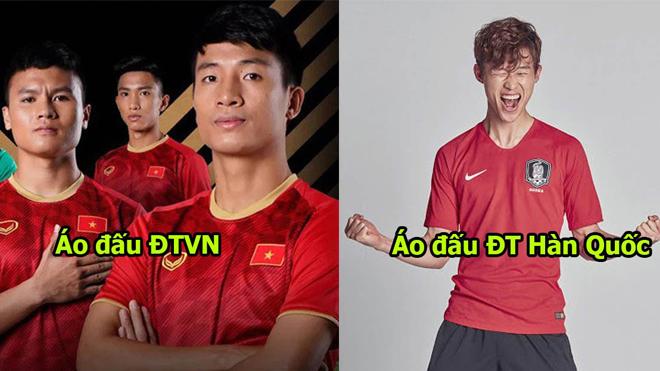 Đánh giá áo đấu 24 đội tham dự ASIAN Cup: Việt – Hàn khiến tất cả thất vọng, áo Thái Lan quá đẳng cấp